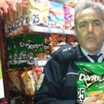 Chipsfüggő zsaru