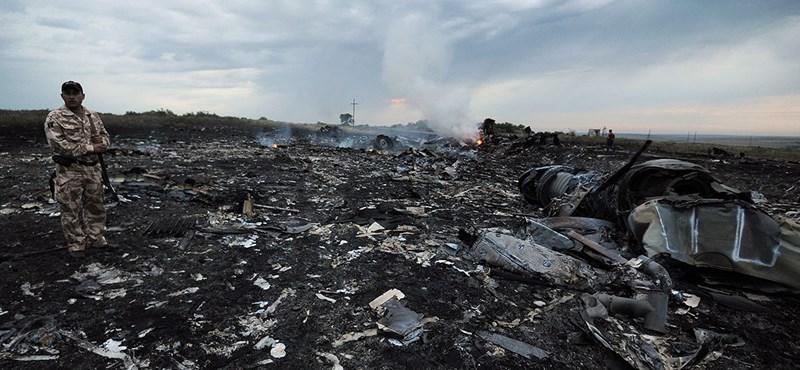 Holland bíróságon tárgyalják az Ukrajnában lelőtt utasszállító gép ügyét