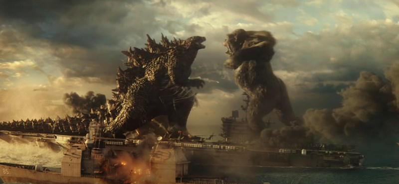 Against a Godzilla.  The most successful film of epidemics is Kong