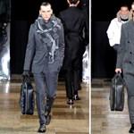 A Louis Vuitton elgondolása a 2012-es őszi / téli férfi divatról