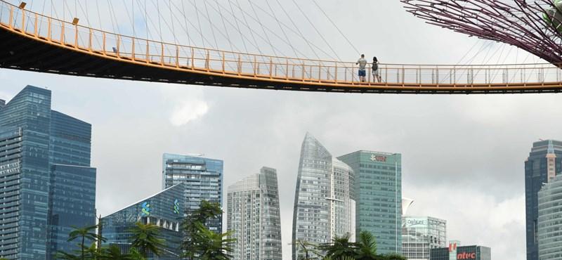 Szingapúr szomszédjai nem adnak el homokot a városállamnak