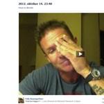 Videó: Baumgartner mindannyiunknak üzent