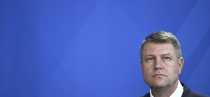 Nemet mondott a Trianon-törvényre a román államfő