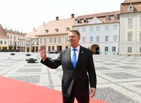 Iohannis magabiztosan nyert Romániában az első részeredmények szerint