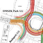 Világszámmal gyarapodott Budapest - Kipróbáltuk a háromsávos, lámpás körforgalmat