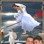 Újabb képek a világ legborzasztóbb esküvői albumaiból – nagy fotók