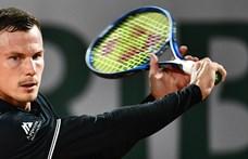 Fucsovics döntőbe jutott a rotterdami tenisztornán