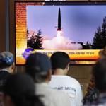 Észak-Korea újabb rakétakísérletet hajthatott végre
