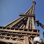 Fotó: Debrecen mellett is áll már egy Eiffel-torony