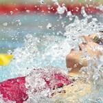 Hosszú Katinka hetedikként döntős 50 méter háton