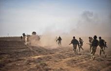 Visszavonultak a szíriai kurdok a kialakítandó biztonsági övezetből
