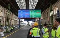 Hétfőn nyit a rendbe tett Keleti pályaudvar