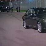 Putyin elvitte egy körre az egyiptomi elnököt az új limójában – videó