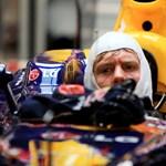 Vettel nyerte az első szabadedzést