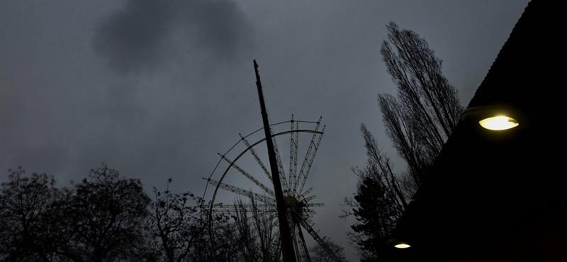 Tavasszal megnyitják az egykori Vidám Park egy részét