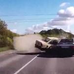 6 ember sérült meg a részeg sofőr miatt – videó