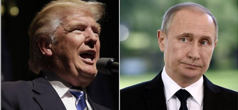 Egy-két szót váltott csak egymással Trump és Putyin a G20-csúcson