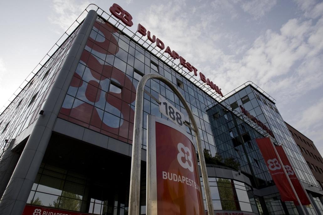 tg. Budapest Bank - Budapest 2008.10.16. Budapest Bank székháza a Váci úton