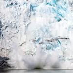 Nagy baj van Svájcban, úgy olvadnak a gleccserek, mint még soha