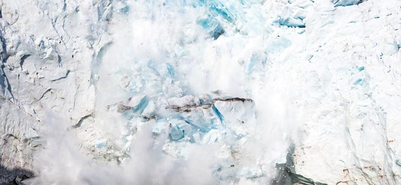 Egy olvadó gleccser vizébe fulladt bele a gleccserek védelmémért kampányoló kínai környezetvédő