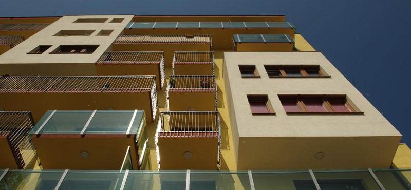 Újra felfedezték az ingatlanpiacot a befektetők