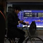 Kimaradt Tokió ma az ázsiai tőzsdei kereskedésből