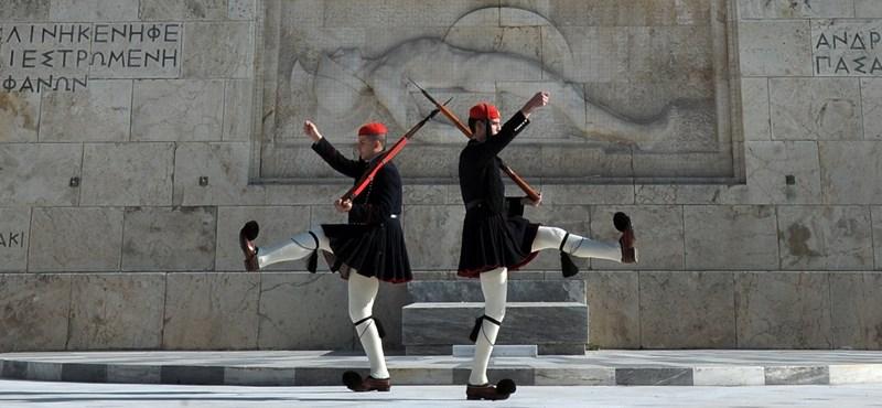 Soha nem látott dolog történt Görögországban