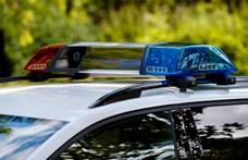 Megszűnt az útlezárás az M5-ös autópályán Balástyánál