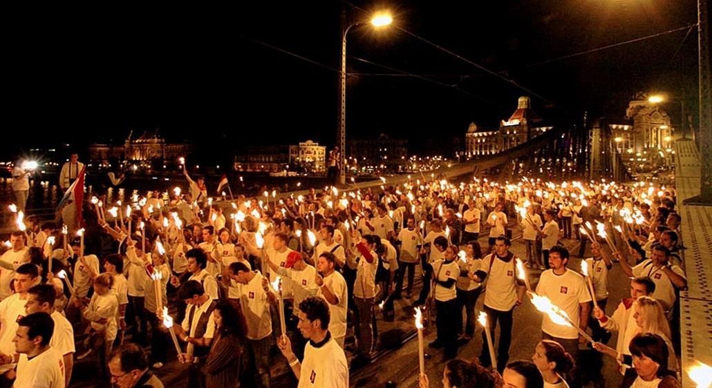 Sztrájkok,tüntetések az elmúlt években- Tandíj elleni tüntetés, 20006
