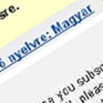 Már le is fordítja idegen nyelvű leveleinket a Gmail!