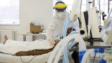 Március végén tetőzhet leghamarabb a járvány harmadik hulláma