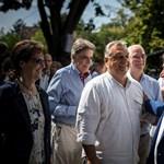 Orbán egy nagy körforgalomhoz hasonlította Európát Kötcsén