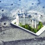 Ez már a jövő: ilyeneket lehet majd csinálni az új iPhone-okkal