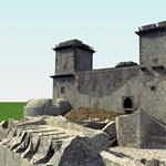 Jövő szombaton nyitják meg a felújított diósgyőri várat
