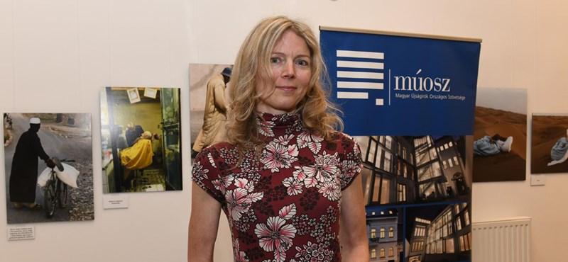 Újabb rangos díjat kapott a hvg.hu munkatársa