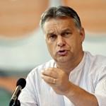 Orbán Trump jelszavával ment neki Európának