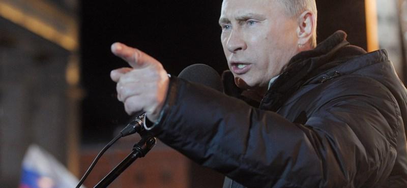 Putyin más lesz majd, mint amilyen lenni szeretne