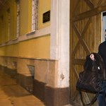Lesoványodva szabadult a Viszkis - fotók