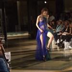 Londoni divathét: sztárok a kifutón, modellek a padlón