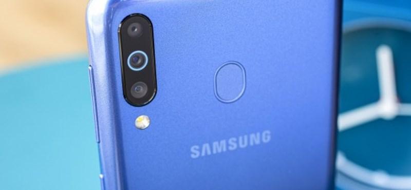 5000 mAh-es akkuval érkezik egy pénztárcabarát Samsung Galaxy telefon