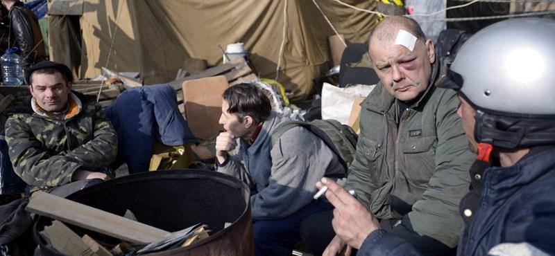 Russia Today: egy kiszivárgott felvétel szerint nem Janukovics állhatott a kijevi orvlövészek mögött