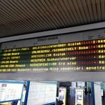 Kellemetlen péntek délutánja van a MÁV-nak: három vonalon is késnek a vonatok