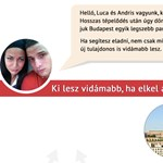 Facebookos nyereményjátékkal árulja lakását egy magyar pár
