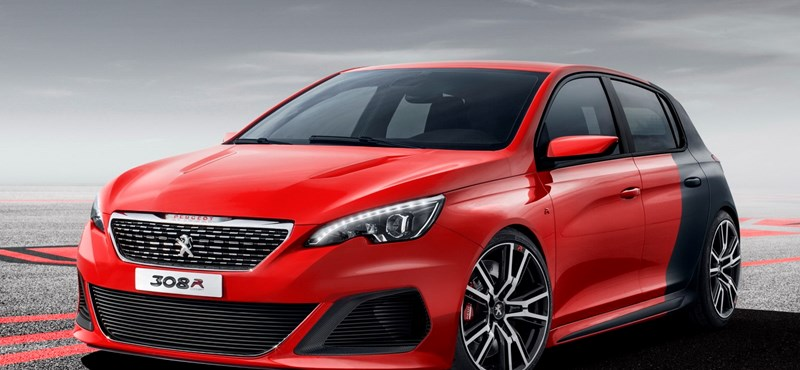 Itt a Peugeot válasza a Golf GTI-re