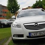 Opel Insignia ST 4x4 teszt: kiegyenesít minden kanyart