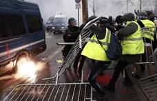 A legújabb felmérés szerint a franciák többsége már nem támogatja a sárgamellényeseket
