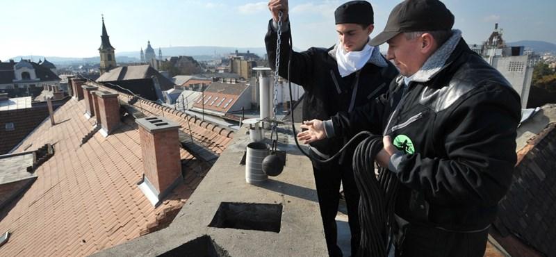 Tízezrek szembesülnek azzal, hogy mégis fizetniük kell a kéményellenőrzés után