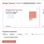 Készítsünk biztonsági mentést Google dokumentumainkról és adatainkról, pár kattintással!