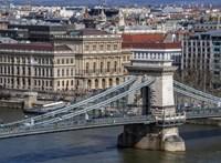 Publicus: A Fidesz-szavazók harmada szerint több pénzt kell adnia a kormánynak a Lánchíd felújítására