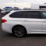 25 milliós lopott BMW akadt fenn a határon